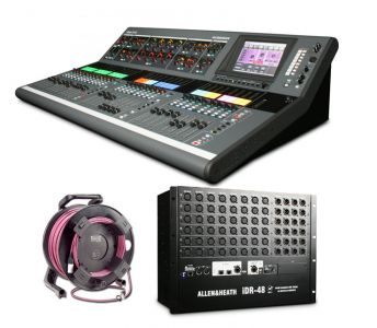 ALLEN & HEATH iLive-T112/iDR-48-COMP