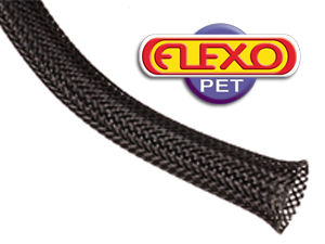 TECHFLEX FLEXO PET1 1/4 Black