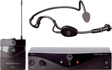 AKG Perception Sport Set